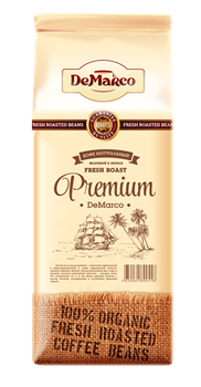 Кофе в зернах DeMarco Fresh Roast Premium - фото 6500