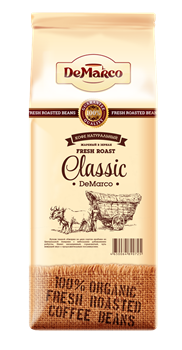Кофе в зернах DeMarco Fresh Roast Classic - фото 6503