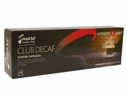 Кофе в капсулах Nespresso Smart CC Decaf, 10 капсул - фото 7305