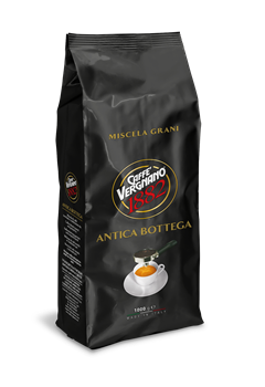 Кофе в зернах Vergnano Antica Bottega Arabica (Верньяно Антика Боттега Арабика) 1кг - фото 8090