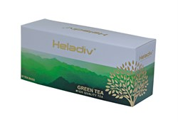 Чай Heladiv Green Tea, 25 пак - фото 8632