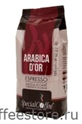 Кофе в зернах SpecialCoffee Arabica D'OR, 1кг, в/у