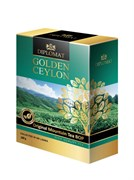 Черный чай Diplomat Mountain Tea BOP, 90г